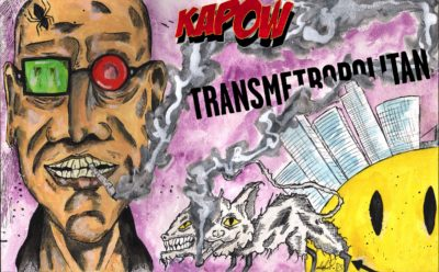 KAPOW Podcast Episode 5: Transmetropolitan