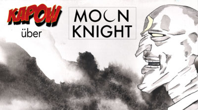 KAPOW Podcast Episode 4: Moon Knight