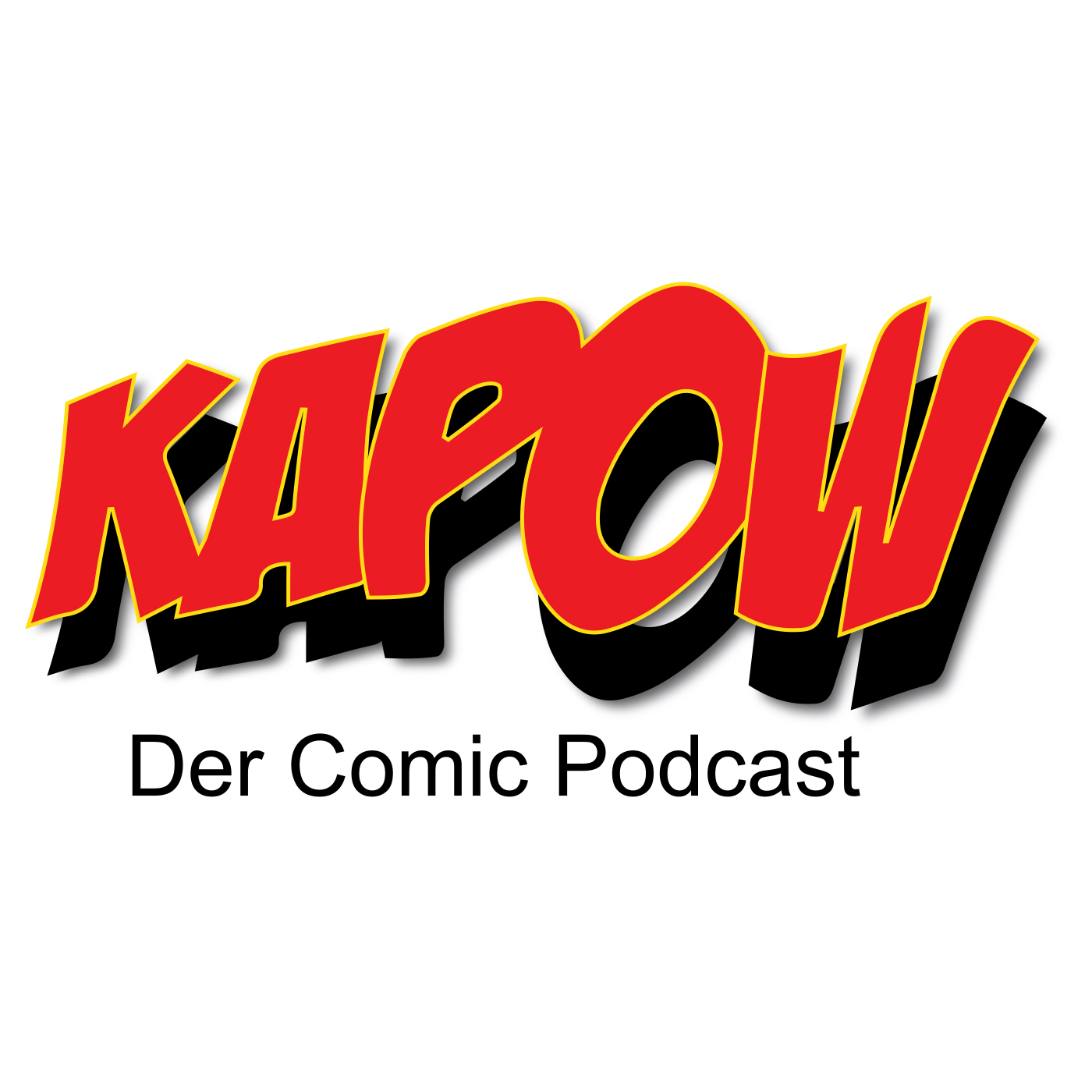 Kapow - Der Comic Podcast (mp3 Audio)