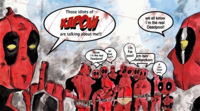 KAPOW Podcast Episode 9: Deadpool